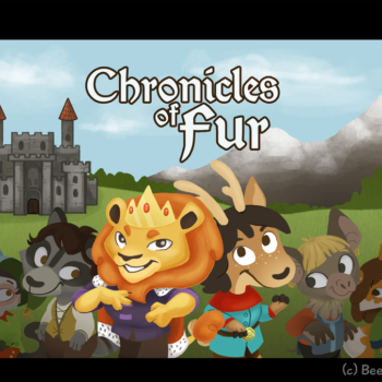 Chronicles of Fur Mobile Game concept