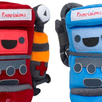 Valve's Team Fortress 2 Dispenser plush